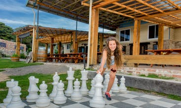 Chess at the Brewery