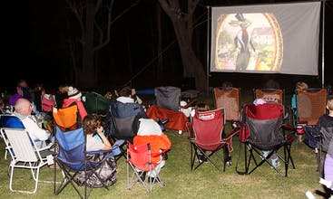 BIG Screen Movie Nights on the Foreshore