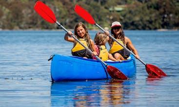 Canoe & Kayak Hire
