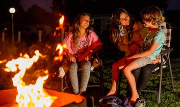 Nothing is better than a Camp Fire and famous Campfire Stories